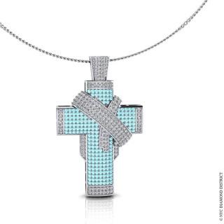 Savior Cross Pendant