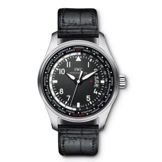 IWC Watches - Pilots Watch Worldtimer